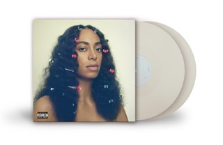 A Seat at the Table - Limited Edition White Vinyl (NAD 2021)