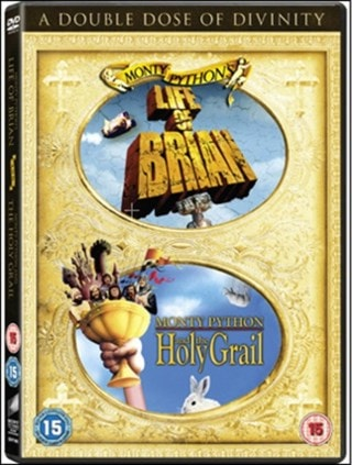 Monty Python and the Holy Grail/Life of Brian