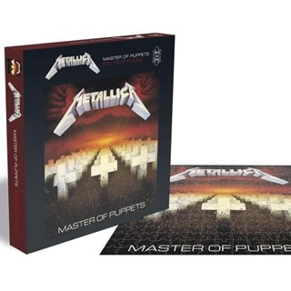 Metallica - Master Of Puppets: 500 Piece Jigsaw Puzzle