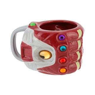 Marvel: Nano Gauntlet Shaped Mug