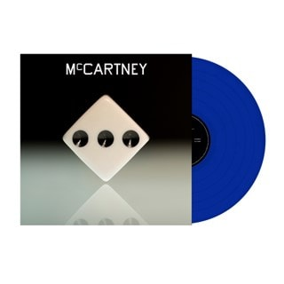 McCartney III (hmv Exclusive) Blue Vinyl