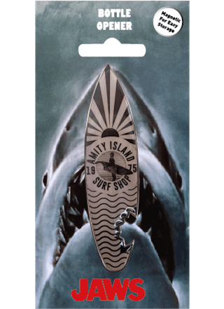 Jaws Bottle Opener