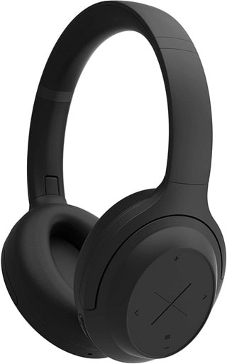 X By Kygo A11/800 Black Active Noise Cancelling Bluetooth Headphones