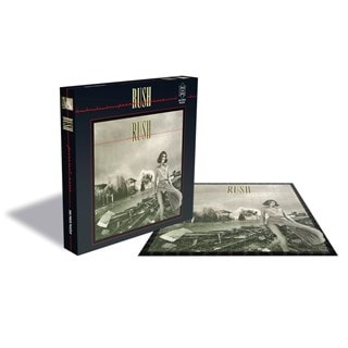 Rush: Permanent Waves 500 Piece Jigsaw Puzzle
