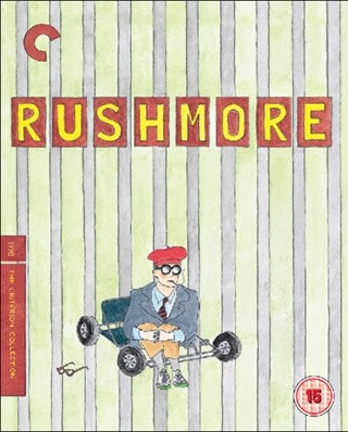Rushmore - The Criterion Collection