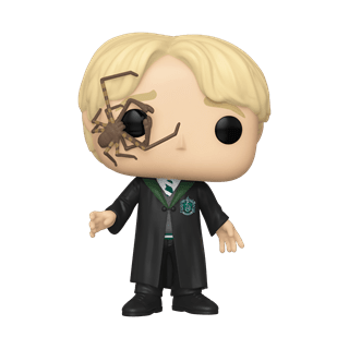 Draco Malfoy with Whip Spider (117) Harry Potter Pop Vinyl