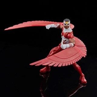Falcon: Retro Hasbro Marvel Legends Series Action Figure