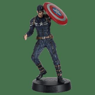 Captain America: Marvel Figurine: Hero Collector