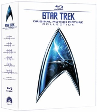 Star Trek: The Movies 1-6
