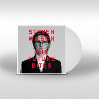 The Future Bites: Limited Edition White Vinyl