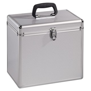 Hama Silver LP Storage Case