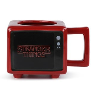 I Survived Hawkins: Stranger Things Heat Change Mug