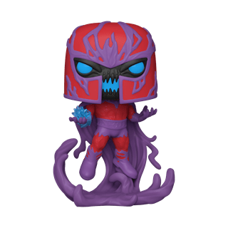Venomized Magneto (683) Marvel Venom NYCC 2020 (hmv Exclusive)