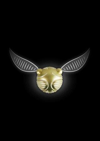 Harry Potter: Golden Snitch Wall Light