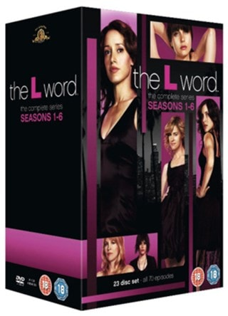 The L Word: Compete Seasons 1-6