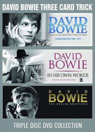 David Bowie: Three Card Trick