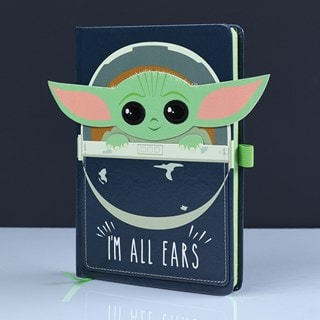 The Mandalorian: I'm All Ears Premium A5 Notebook