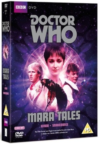 Doctor Who: Mara Tales