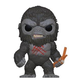 Battle Worn Kong: Godzilla vs Kong Pop Vinyl