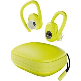 Skullcandy Push Ultra Electric Yellow True Wireless Earphones
