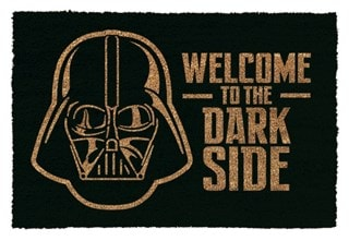 Star Wars: Vader Dark Side Door Mat