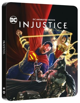 Injustice Limited Edition Steelbook