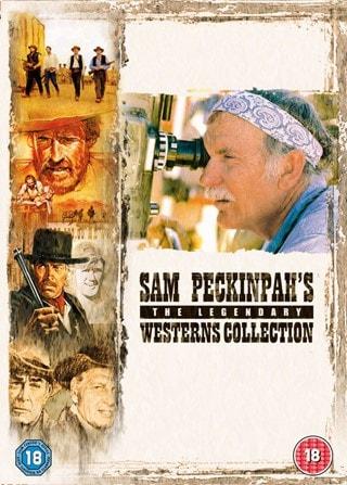 Sam Peckinpah - The Legendary Westerns Collection
