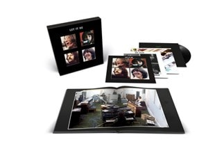 """Let It Be: Special Edition - Super Deluxe 4LP + 12"""" EP"""