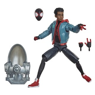 Miles Morales: Spider-Man: Into The Spider-Verse Marvel Action Figure
