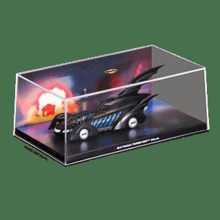 Batman: Batman Forever Batmobile: Hero Collector: Die-Cast Collector Model Figurine