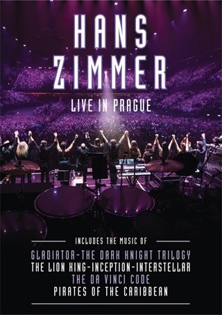 Hans Zimmer: Live in Prague