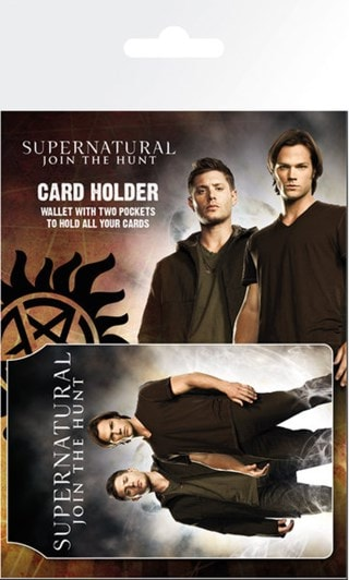 Supernatural: Saving People Card Holder