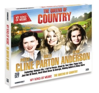 MKOM Queens of Country: Dolly Parton, Patsy Cline, Lynn Anderson