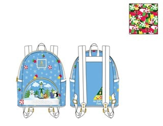 Elf Buddy And Friends: Mini Loungefly Backpack