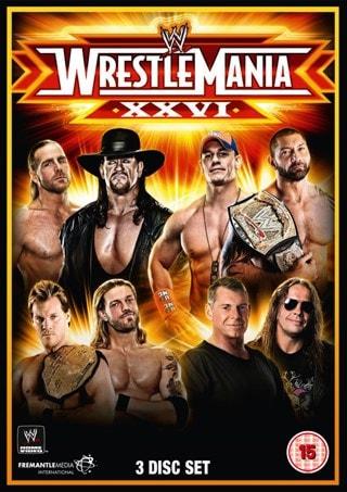WWE: Wrestlemania 26