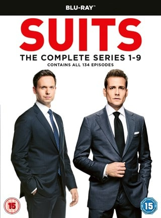 Suits: Seasons One - Nine