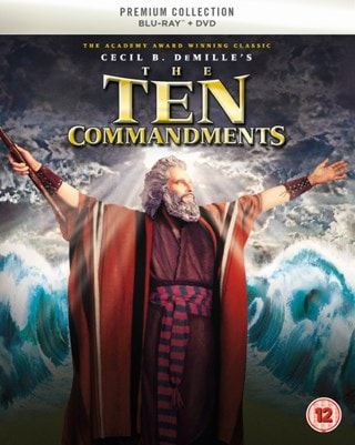 The Ten Commandments (hmv Exclusive) - Premium Collection