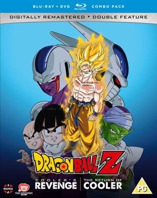 Dragonball Z: Cooler's Revenge/The Return of Cooler