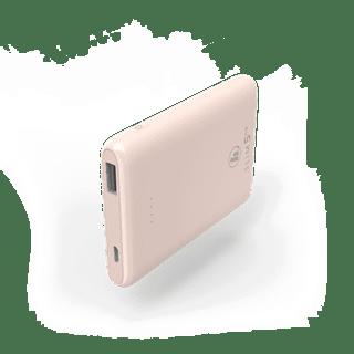 Hama Slim Pink 5HD 5000mAh Power Bank