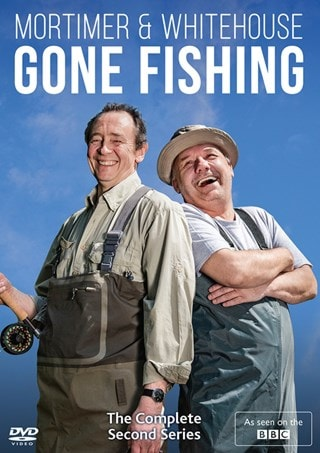 Mortimer & Whitehouse - Gone Fishing: The Complete Second Series