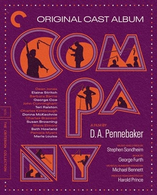 Original Cast Album: Company -  The Criterion Collection