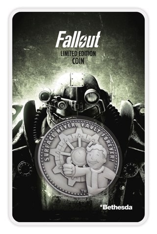 Fallout Limited Edition Coin