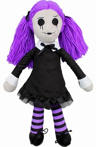 Viola: The Goth Rag Doll