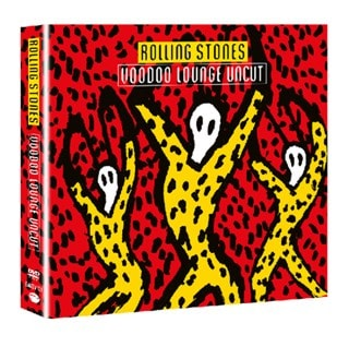 The Rolling Stones: Voodoo Lounge Uncut - 2CD + DVD