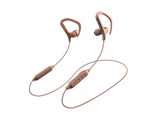 Mixx Audio Cardio Air Rose Gold Sports Bluetooth Earphones