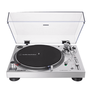 Audio Technica AT-LP120X Silver Direct Drive Turntable