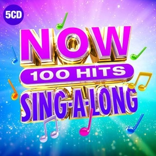 Now 100 Hits: Sing-a-long