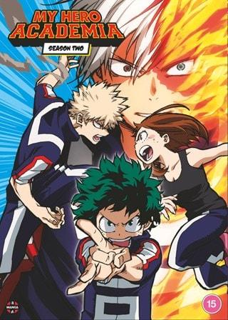 My Hero Academia: Complete Season 2
