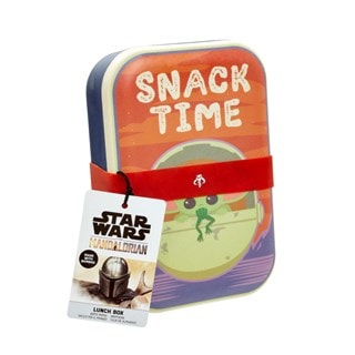 The Child: Snack Time: The Mandalorian Lunch Box