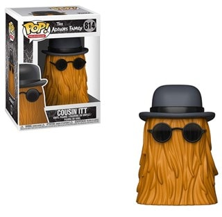 Cousin It (814) Addams Family Pop Vinyl